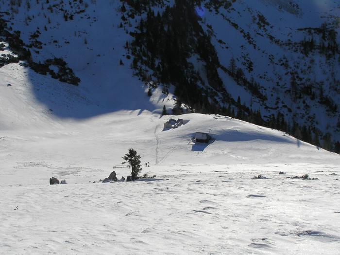 Planina Seča.