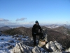 Suhi vrh - najvišji vrh Nanosa.