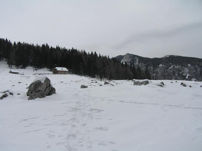Planina Podvežak.