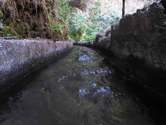 Vodni kanal Los Tilos