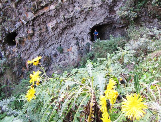 vodni tuneli los tilos