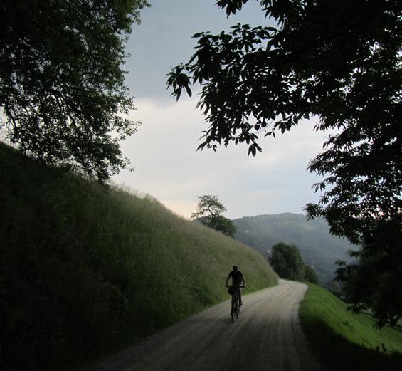 janče s kolesom