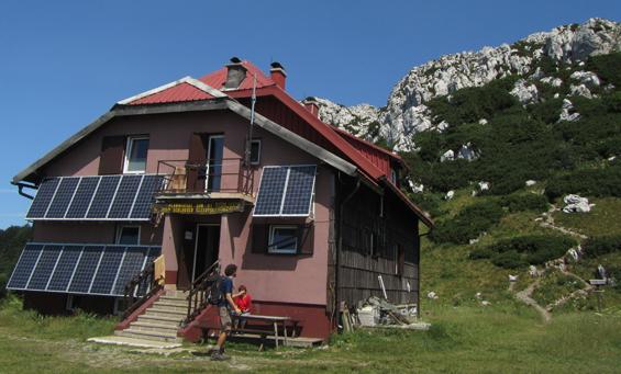 Planinski dom Risnjak