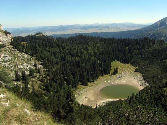 Jablan jezero.