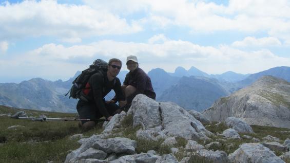 Vrh Oštrikovac