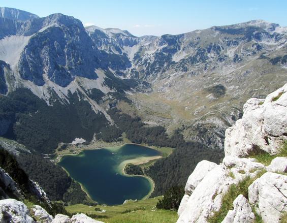 trnovaćko jezero