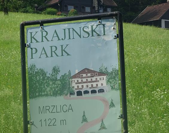 Krajinski park Mrzlica