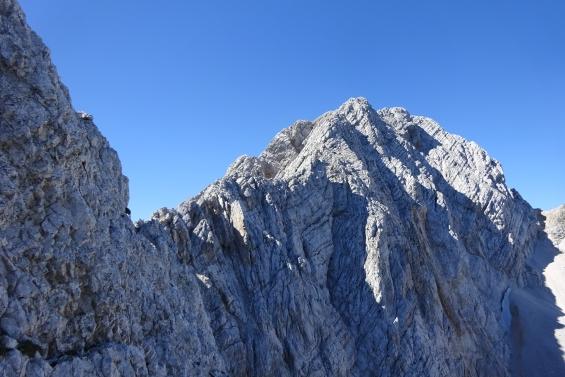 Severovzhodni greben Bavškega Grintavca